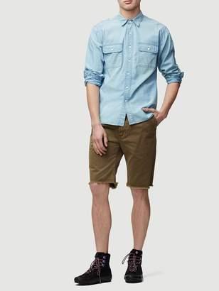 Frame Chambray Shirt