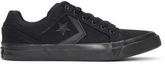 Converse Black El Distrito Ox Sneakers