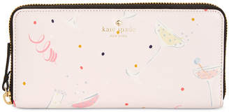 Kate Spade Dashing Beauty Lindsey Wallet