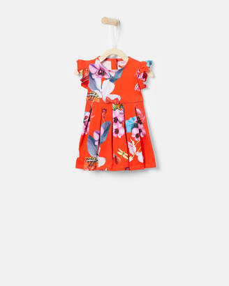 Ted Baker CHEKI Floral pleated dress
