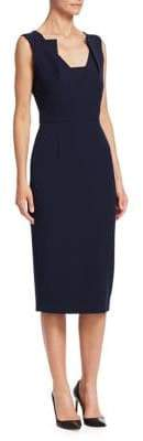 Roland Mouret Coleby Sheath Dress