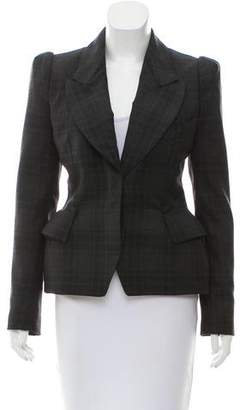 Tom Ford Structured Wool Blazer