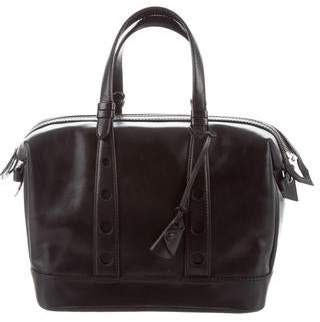 Myriam Schaefer Box Horologe Leather Satchel
