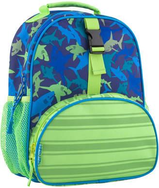 Stephen Joseph All Over Print Shark Mini Backpack