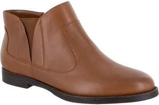 Bella Vita Leather Ankle Booties - Rory