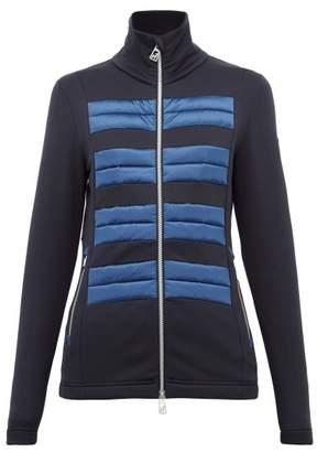 Toni Sailer Uma Technical Fleece Jacket - Womens - Navy