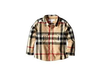 Burberry Trent Shirt (Infant/Toddler)