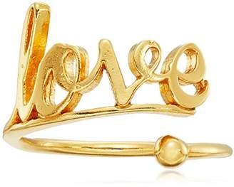 Alex and Ani Ring Wrap Love Stackable Ring
