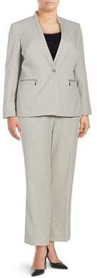 Tahari Arthur S. Levine Jacket and Pant Suit