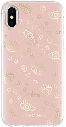 Rebecca Minkoff Metallic Galaxy Icon iPhone X/Xs Case