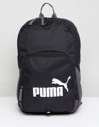 Puma Phase Backpack In Black 07358901