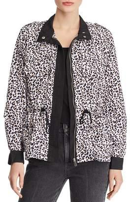 Aqua Leopard Print Raincoat - 100% Exclusive