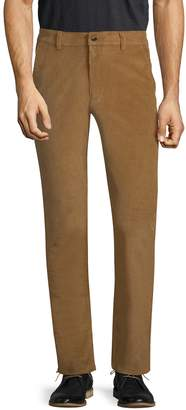 Farah Men's Elm 11W Stretch Corduroy Slim Pants
