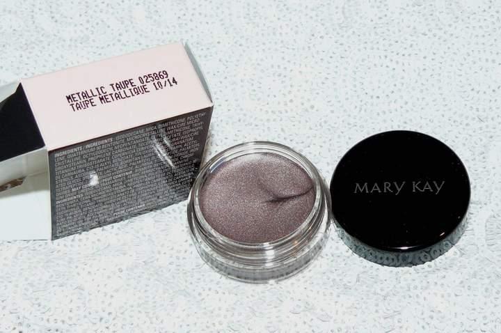 Mary Kay Cream Eye Color SPRING 2013!!! (Metallic Taupe)