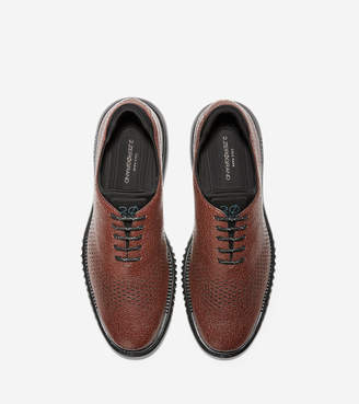 Cole Haan Men's 2.ZERGRAND Laser Wingtip Oxford