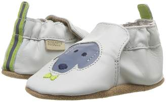 Robeez Dog Buddies Soft Sole Boy's Shoes