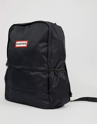 Hunter Backpack in Black