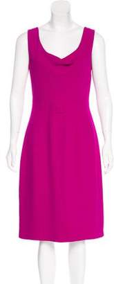 Martin Grant Sleeveless Midi Dress