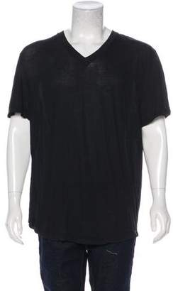James Perse V-Neck T-Shirt w/ Tags