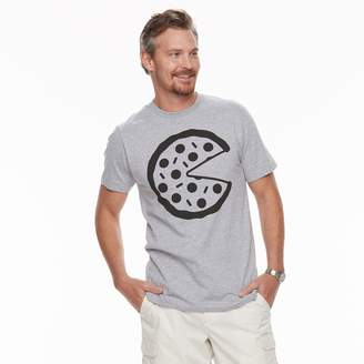 Men's Dad & Me Pizza Man Graphic Tee