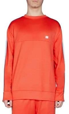 Ami Track Sleeve Sweatshirt