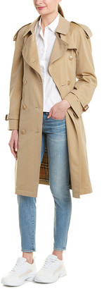 Burberry Westminster Long-Length Heritage Trench Coat