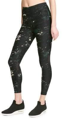 Donna Karan Active Camouflage Classic Leggings