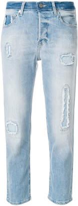 Zadig & Voltaire Elios destroyed jeans