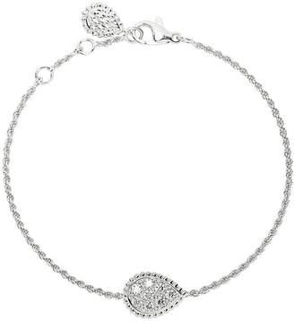 Boucheron 18kt white gold Serpent Bohème diamond bracelet