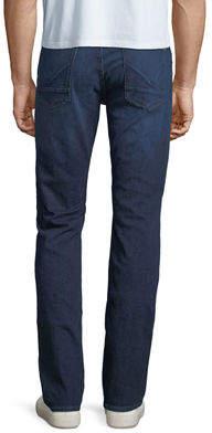 Hudson Byron 5-Pocket Straight-Leg Jeans
