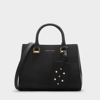 Charles & Keith Large Structured City Bag