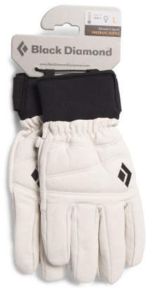 Spark Waterproof Leather Gloves