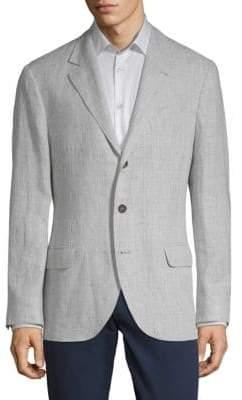 Brunello Cucinelli Textured Cotton Sportcoat