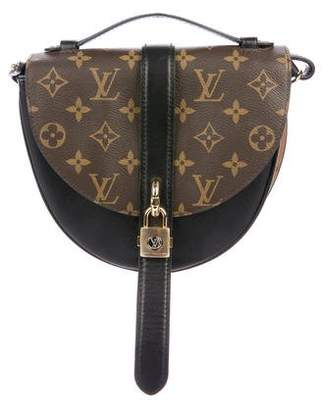 Louis Vuitton 2018 Monogram and Leather Chantilly MM