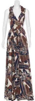Rachel Zoe Silk Wrap Dress