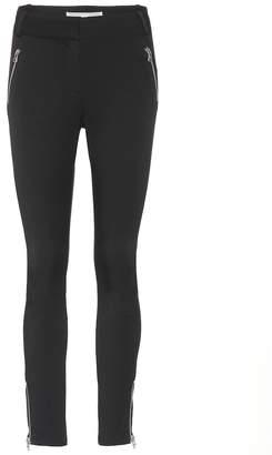 Veronica Beard Ash Seamed skinny trousers