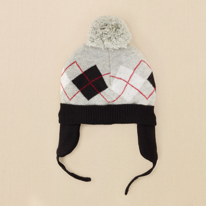 Children's Place Argyle hat