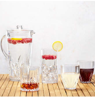 Q Squared Aurora Clear Drinkware Collection
