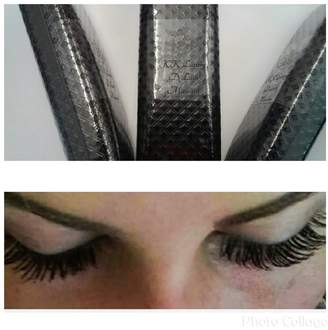 Nobrand No Brand K K Luxury 3D Fiber Lash Mascara