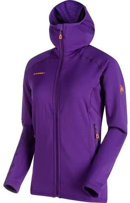 Mammut Eiswand Advanced ML Hooded Fleece Jacket - Women's