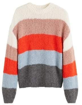 MANGO Multicolor sweater