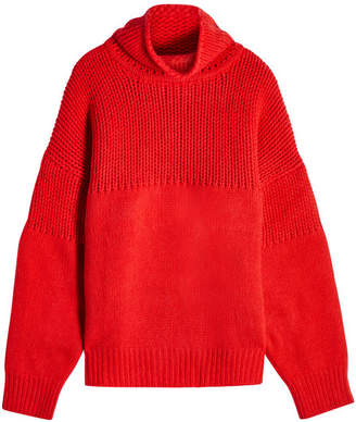 Jil Sander Pullover with Fleece Wool and Angora