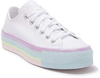 Converse Chuck Taylor All Star Lift Glow Platform Sneaker (Women)
