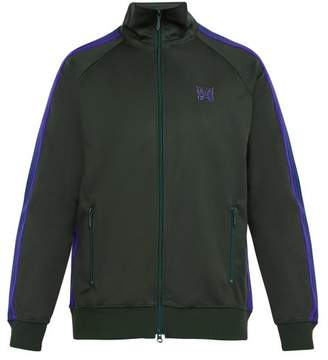 Needles - Striped Track Top - Mens - Green