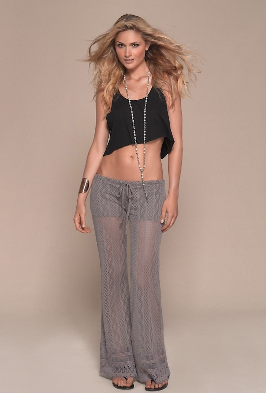 L-Space L Space The Collection by Coachella Pant in Taupe