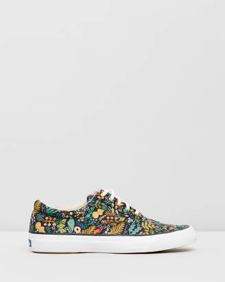 Keds Anchor x Rifle Paper Co. Floral - Women's