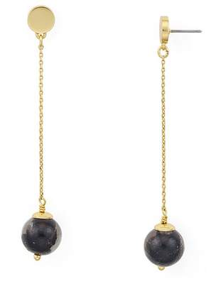 Kate Spade Linear Ball Drop Earrings