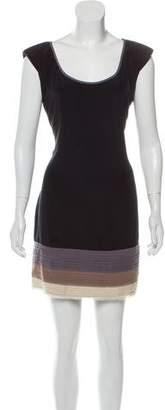 Ted Baker Cap Sleeve Mini Dress