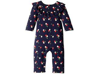 Janie and Jack Printed One-Piece Swimsuit (Infant)