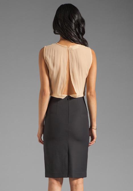 By Malene Birger Antique Silk Renias Dress